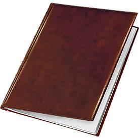 VELOFLEX Sichtbuch Exquisit, für DIN A4, 10 Hüllen, braun