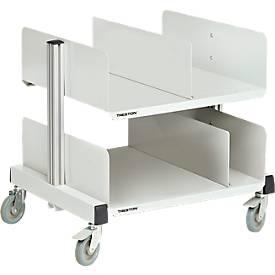 Verpakkingsmateriaal trolley serie TPB, klein