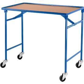 Verrijdbare tafelwagen