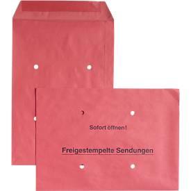 Versandtaschen Freistempler