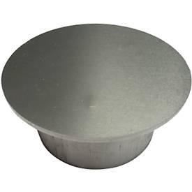 Verschlussdeckel für Bodenhülse, verzinkt