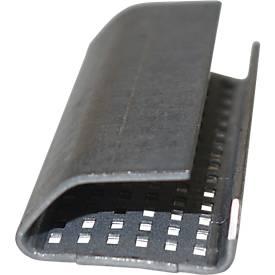 Verschlusshülsen, 13 x 30 mm, innen geriffelt, 1000 Stück