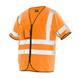 Vest HV Cl.3  orange S/M  7