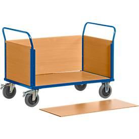 Vierwandswagen 1000x670, max 500kg