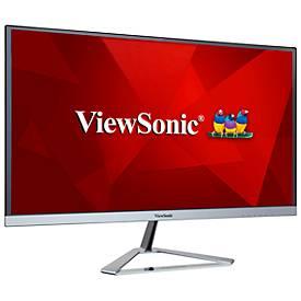 ViewSonic Monitor VX2776-SMHD, 27 Zoll, ultrascharfe Bilder, ultradünner Rahmen
