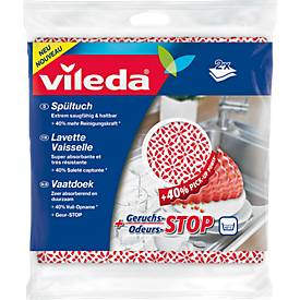 vileda® Spültuch, 2 Stück