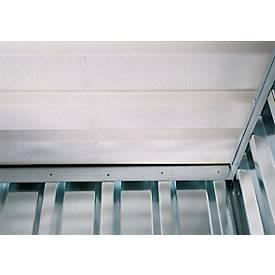 Vliesbeschichtung für Dachunterseite der SAFE TANK Container