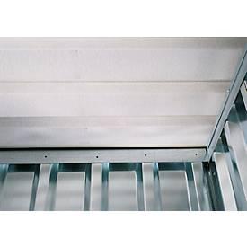 Vliesbeschichtung, für Materialcontainer MC 1100-1600