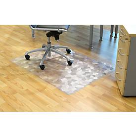 Vloerbeschermingsmat voor harde vloeren, 1200 x 910 mm
