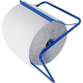 Voordelige aanbieding: Wandhouder voor reinigingsdoeken + 2 rollen industrieel reinigingspapier