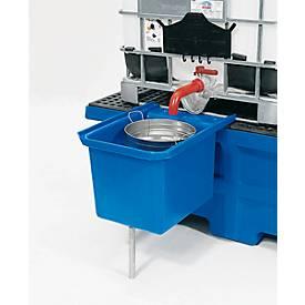 Vorsatzbehälter, B 330 x T 440 x H 420 mm, f. Lager- und Abfüllstationen