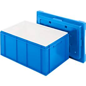 Vriesbox, incl. isolatiedeksel