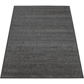 Vuilopvangmat, 1200 x 1800 mm, grijs