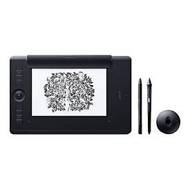 Wacom Intuos Pro Medium - Paper Edition - Digitalisierer - USB, Bluetooth - Schwarz
