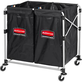 Wäschewagen X-Cart, 2 x 150 Liter