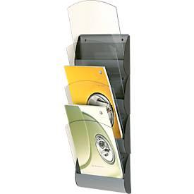 Wandhalter Integral, DIN A4, A5 oder 1/3 A4-Format