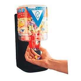 Wandhalterung für MOLDEX Gehörschutzstöpsel Spark Plugs soft 7825 Spenderstation