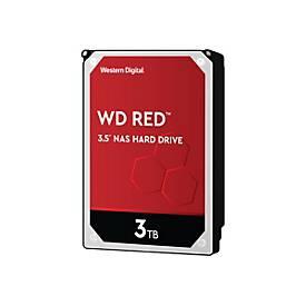 WD Red NAS Hard Drive WD30EFRX - Festplatte - 3 TB - SATA 6Gb/s