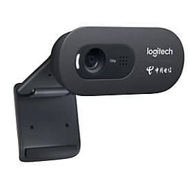 Webcam Logitech HD C270, HD Videos 720p, 3 Megapixel-Fotos