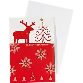 """Weihnachtskarten """"Bodö"""""""