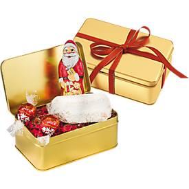 Weihnachtspräsent Goldbox