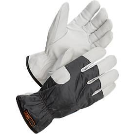 Werkhandschoenen Werkkluis A 10-111W, CE Cat 1, geitenvel/polyester, maat 9, 12 paar.