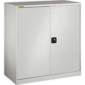 Werkplaatskast, l.grs/l.grs, 1055 x 1345 x 520 mm