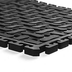 Werkplaatsmat 401 Comfort Flow Modular, corner, 500 x 500 mm