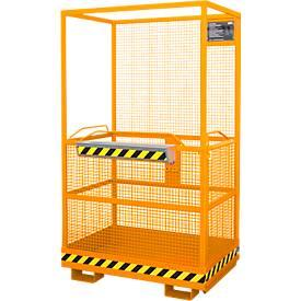 Werkplatform MB-A, oranje RAL 2000