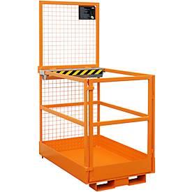 Werkplatform MB-D/L, oranje RAL 2000