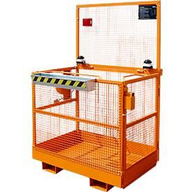 Werkplatform MB-ST/T, oranje RAL 2000