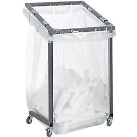Wertstoffsack für Großvolumen-Wertstoffsammler, LPDE Premium, 1000 L, 10 Stück