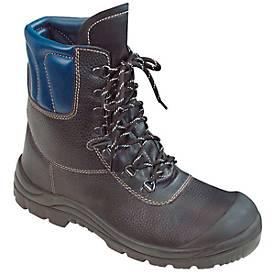Winter-Sicherheits-Stiefel WORTEC SCOTT, S3, Stahlkappe, gefüttert