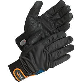 Winterhandschuhe Worksafe M25, EN388/EN511, PU/Polyester, ganz gefüttert, Gr. 9, 6 Paar