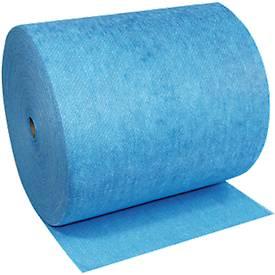 WIPEX Spezial-Reinigungstuch FSW, speziell f. Lebensmittelindustrie, Rolle, blau