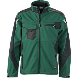 Workwear Softshell Jacket