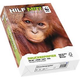 WWF FSC-Papier