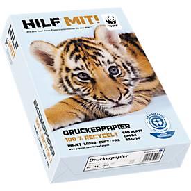 WWF Recycling-Papier