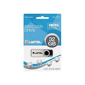 xlyne SWG Swing - USB-Flash-Laufwerk - 32 GB