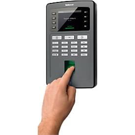 Zeiterfassungssystem SAFESCAN TA-8020 inklusive Verwaltungssoftware