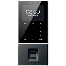Zeiterfassungssystem TimeMoto TM-828, ID per RFID, PIN oder Fingerabdruck, 2000 Nutzer