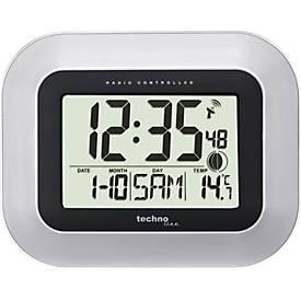 Zendergestuurde klok met verschillende functies