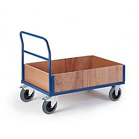 Zijwandtrolley, 1000 x 670 mm, 1000 x 670 mm
