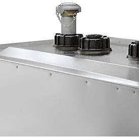 Zuigpijp met TW-koppeling, voor tanks tot 1000 liter