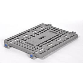 Zwischenboden für Prestar Work-Tainer groß, B 1100 x T 800 x L 80 mm