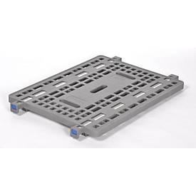 Zwischenboden für Prestar Work-Tainer klein, B 800 x T 600 x L 80 mm