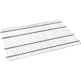 Zwischenboden ohne Aufkantung für Stahlrollbehälter 1200 x 800 mm