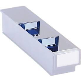 Zwischenwände für Treston Schubladen- und Sichtlagerkästen, 10 Stück