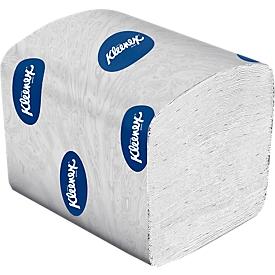 200 enkele vellen toilettissue papieren doekjes Kleenex® Premier, 24 pakken