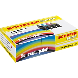 3 Schäfer Shop Tintenpatronen, kompatibel zu Multipack 951XL, cyan/magenta/gelb